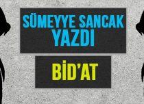 BİD'AT