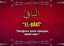 Allah(cc)'nun El-Bâkî Sıfatı