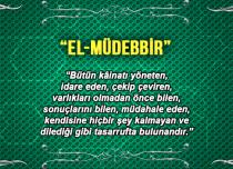 Allah (c.c)'nun El-Müdebbir Sıfatı