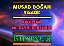 İSTEYENLER