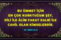 ÖZLÜ SÖZLER (17)