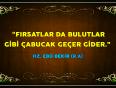 ÖZLÜ SÖZLER (58)
