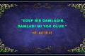 ÖZLÜ SÖZLER (65)