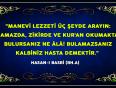 ÖZLÜ SÖZLER (77)