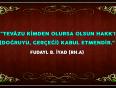 ÖZLÜ SÖZLER (84)