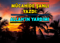 ALLAH'IN YARDIMI