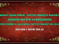ÖZLÜ SÖZLER (97)