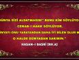 ÖZLÜ SÖZLER (96)