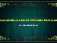 ÖZLÜ SÖZLER (122)