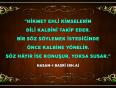 ÖZLÜ SÖZLER (136)