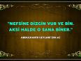 ÖZLÜ SÖZLER (137)