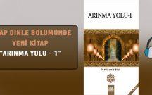 ARINMA YOLU – 1 – TEK PARÇA