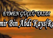 Amir Bin Abdi Kays(Rah)