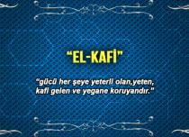 Allah (c.c)'nun El-Kâfi Sıfatı