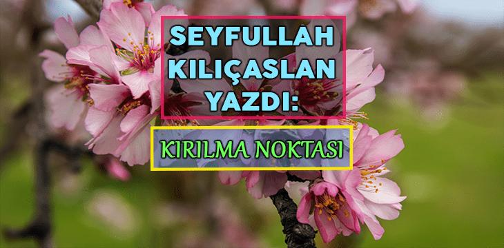 KIRILMA NOKTASI