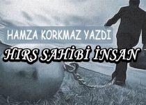 HIRS SAHİBİ İNSAN