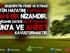 ÖZLÜ SÖZLER (258)