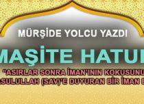 MAŞİTE HATUN