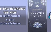Hayatu's Sahabe 4. Cilt Bütün Bölümler