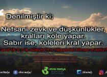 ÖZLÜ SÖZLER (330)