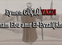 İmam Ebu amr El-Evzai(Rha)