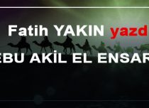 EBU AKİL EL ENSARİ (R.A.)
