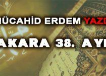 BAKARA 38. AYET