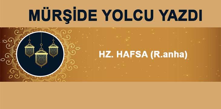HZ. HAFSA (R.A.)