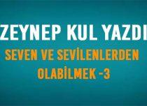 SEVEN VE SEVİLENLERDEN OLABİLMEK -3