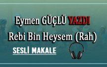 Rebi Bin Heysem (Rah)